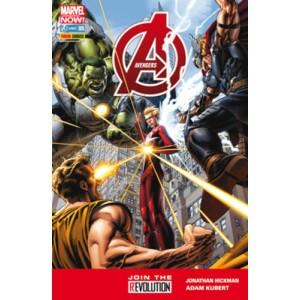 Avengers - N° 5 - Avengers - Avengers Marvel Italia