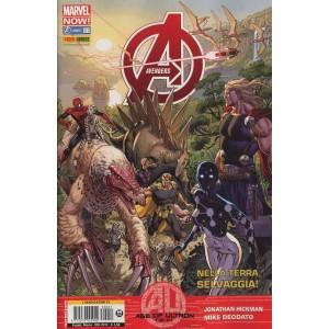 Avengers - N° 6 - Avengers - Avengers Marvel Italia