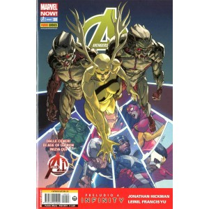 Avengers - N° 8 - Avengers - Avengers Marvel Italia