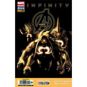 Avengers - N° 11 - Avengers - Avengers Marvel Italia