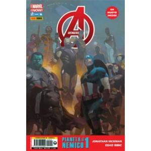 Avengers - N° 14 - Avengers - Avengers Marvel Italia