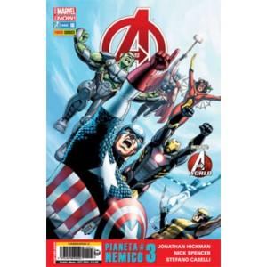Avengers - N° 16 - Avengers - Vendicatori Marvel Italia