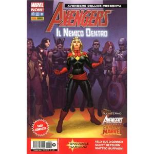 Avengers Deluxe Presenta - N° 1 - Avengerse - Il Nemico Dentro - Marvel Italia