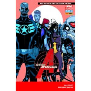 Avengers Deluxe Presenta - N° 7 - Secret Avengers 1 - Marvel Italia