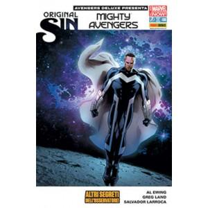 Avengers Deluxe Presenta - N° 8 - Mighty Avengers Original Sin - Marvel Italia