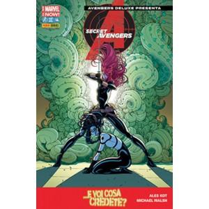 Avengers Deluxe Presenta - N° 14 - ...E Voi Cosa Credete? - Secret Avengers Marvel Italia