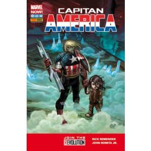 Capitan America (Marvel Now!) - N° 2 - Capitan America - Capitan America (Nuova Serie) Marvel Italia