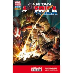 Capitan America (Marvel Now!) - N° 3 - Capitan America 3 - Capitan America (Nuova Serie) Marvel Italia