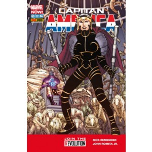 Capitan America (Marvel Now!) - N° 4 - Capitan America & Secret Avengers - Capitan America Marvel Italia