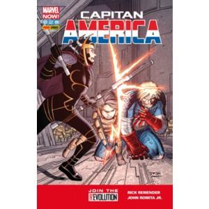 Capitan America (Marvel Now!) - N° 5 - Capitan America & Secret Avengers - Capitan America (Nuova Serie) Marvel Italia