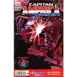 Capitan America (Marvel Now!) - N° 9 - Capitan America E I Secret Avengers - Capitan America Marvel Italia