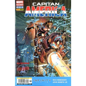 Capitan America (Marvel Now!) - N° 10 - Capitan America & Secret Avengers - Capitan America Marvel Italia