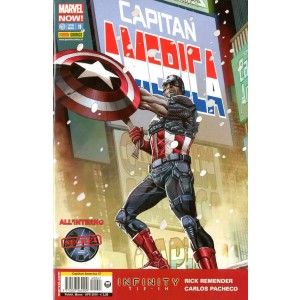 Capitan America (Marvel Now!) - N° 11 - Capitan America & Secret Avengers - Capitan America Marvel Italia