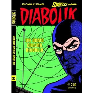 DIABOLIK SWIISSS N. 0262
