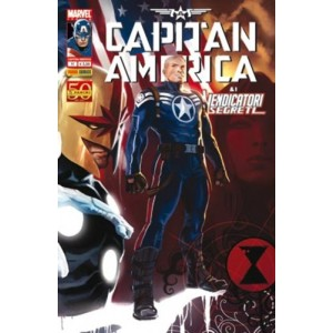 Capitan America (Nuova Serie) - N° 11 - L'Eta' Degli Eroi - Marvel Italia