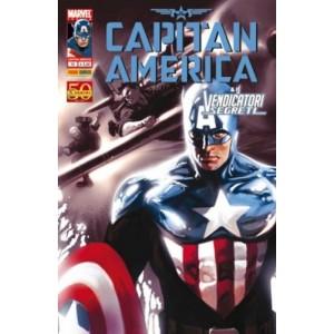 Capitan America (Nuova Serie) - N° 12 - Capitan America & I Vendicatori Segreti - Marvel Italia