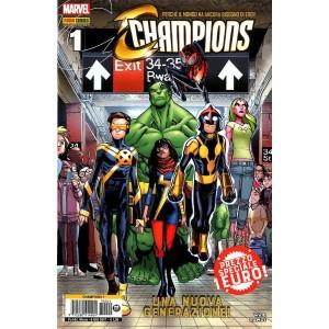 Champions - N° 1 - Champions - Marvel Italia