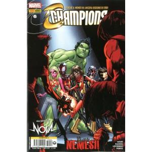 Champions - N° 6 - Champions - Marvel Italia