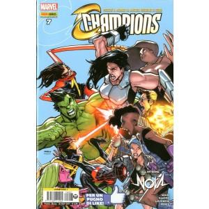 Champions - N° 7 - Champions - Marvel Italia