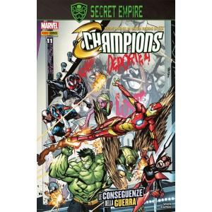 Champions - N° 11 - Champions - Marvel Italia