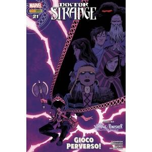 Doctor Strange - N° 21 - Doctor Strange - Marvel Italia