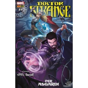 Doctor Strange - N° 23 - Doctor Strange - Marvel Italia
