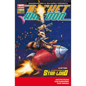 Guardiani Galassia Presenta - N° 2 - Rocket Raccoon & Il Leggendario Star-Lord - Cov. A - Marvel Italia
