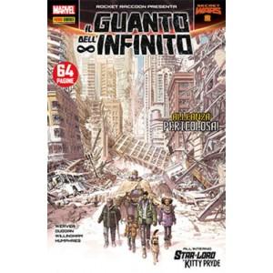 Guardiani Galassia Presenta - N° 13 - Il Guanto Dell'Infinito 2 - Rocket Raccoon Presenta Marvel Italia
