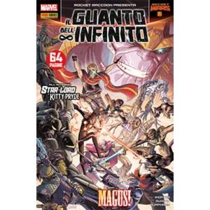Guardiani Galassia Presenta - N° 14 - Il Guanto Dell'Infinito 3 - Rocket Raccoon Presenta Marvel Italia
