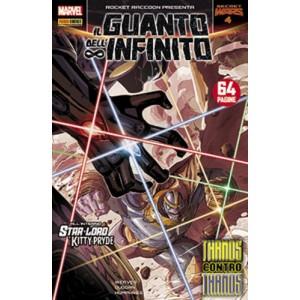 Guardiani Galassia Presenta - N° 15 - Il Guanto Dell'Infinito 4 - Rocket Raccoon Presenta Marvel Italia