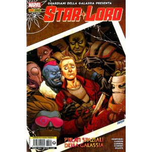 Guardiani Galassia Presenta - N° 17 - Star Lord 2 - Guardiani Della Galassia Pres. Marvel Italia