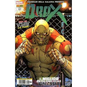 Guardiani Galassia Presenta - N° 24 - Drax - Guardiani Della Galassia Pres. Marvel Italia