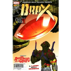 Guardiani Galassia Presenta - N° 26 - Drax 3 - Guardiani Galassia Presenta Marvel Italia