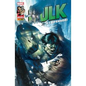 Hulk E I Difensori - N° 11 - Hulk E I Difensori - Marvel Italia