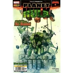 Hulk E I Difensori - N° 42 - Planet Hulk 4 - Hulk Presenta Marvel Italia