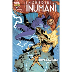Incredibili Inumani - N° 8 - Incredibili Inumani - Marvel Italia