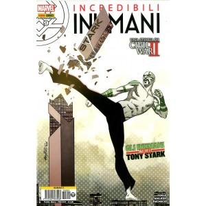 Incredibili Inumani - N° 9 - Incredibili Inumani - Marvel Italia