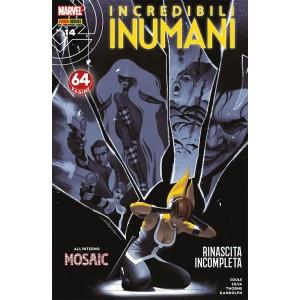 Incredibili Inumani - N° 14 - Inumani - Inumani Marvel Italia