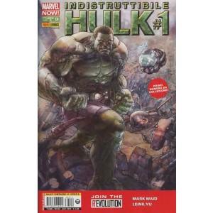 Indistruttibile Hulk - N° 1 - Indistruttibile Hulk - Hulk E I Difensori Marvel Italia