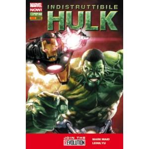 Indistruttibile Hulk - N° 2 - Indistruttibile Hulk - Hulk E I Difensori Marvel Italia