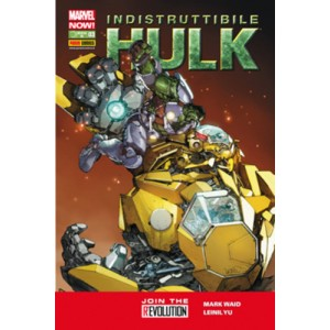 Indistruttibile Hulk - N° 3 - Indistruttibile Hulk - Hulk E I Difensori Marvel Italia