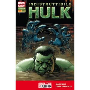 Indistruttibile Hulk - N° 4 - Indistruttibile Hulk - Hulk E I Difensori Marvel Italia
