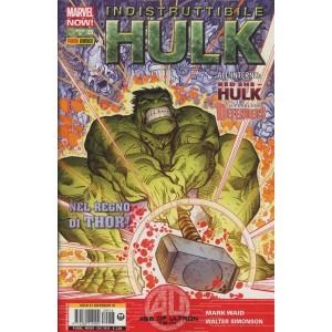 Indistruttibile Hulk - N° 5 - Indistruttibile Hulk - Hulk E I Difensori Marvel Italia