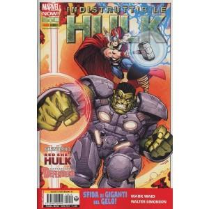 Indistruttibile Hulk - N° 6 - Indistruttibile Hulk - Hulk E I Difensori Marvel Italia