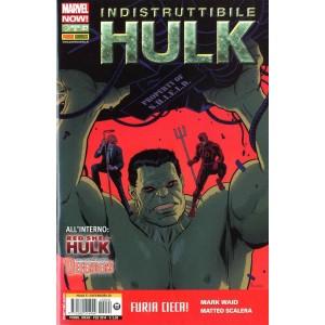 Indistruttibile Hulk - N° 7 - Indistruttibile Hulk - Hulk E I Difensori Marvel Italia