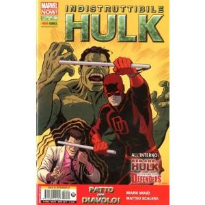 Indistruttibile Hulk - N° 8 - Indistruttibile Hulk - Hulk E I Difensori Marvel Italia