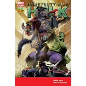 Indistruttibile Hulk - N° 10 - Indistruttibile Hulk - Hulk E I Difensori Marvel Italia
