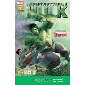 Indistruttibile Hulk - N° 11 - Indistruttibile Hulk - Hulk E I Difensori Marvel Italia