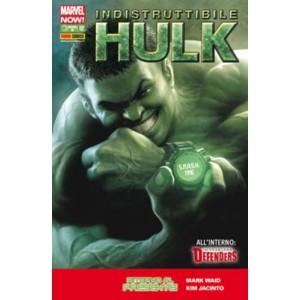 Indistruttibile Hulk - N° 12 - Indistruttibile Hulk - Hulk E I Difensori Marvel Italia