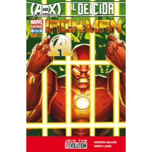 Iron Man - N° 5 - Iron Man & New Avengers - Marvel Italia